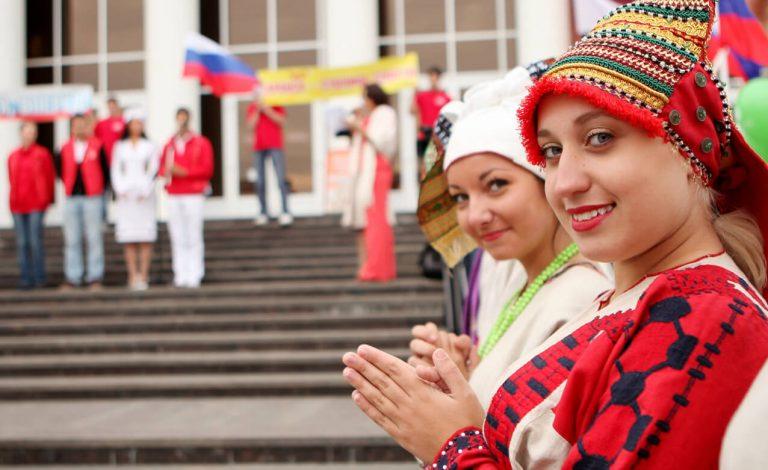 فرهنگ و آداب و رسوم مردم روسیه