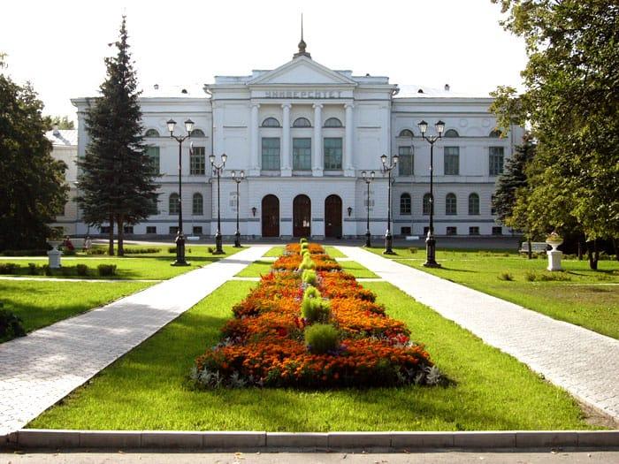 دانشگاه های برتر روسیه