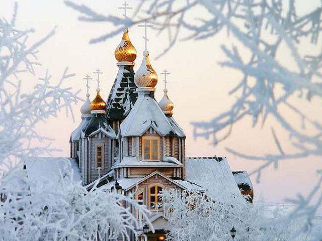 آب و هوای روسیه
