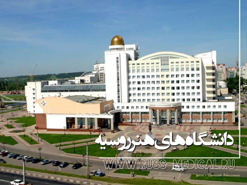 دانشگاه های هنر روسیه