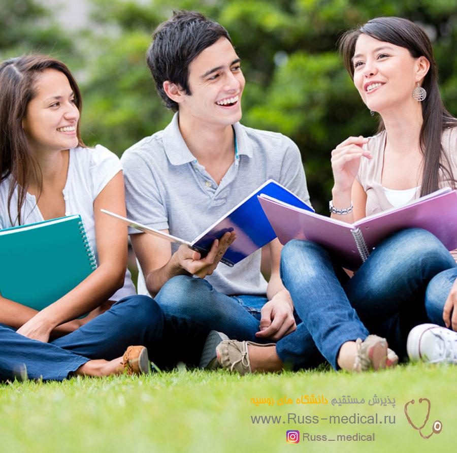 دانشگاه های کشور روسیه