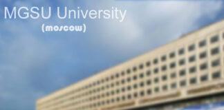 دانشگاه مهندسی عمران روسیه