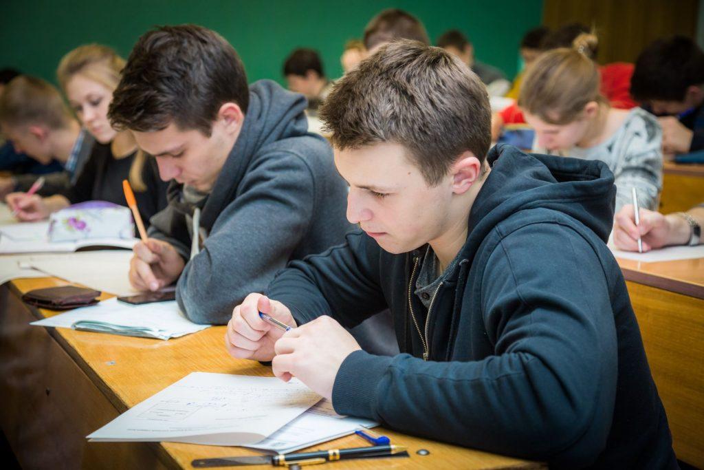 دانشجویان هسته ای مسکو