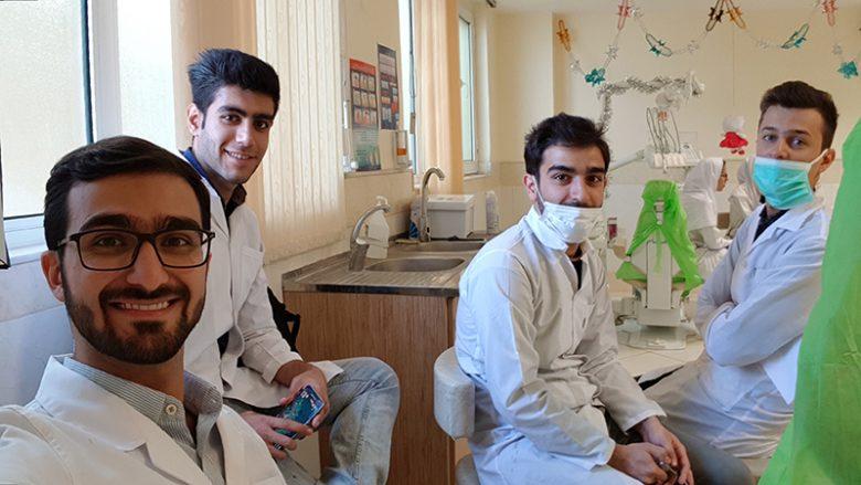 دندانپزشک های روسیه