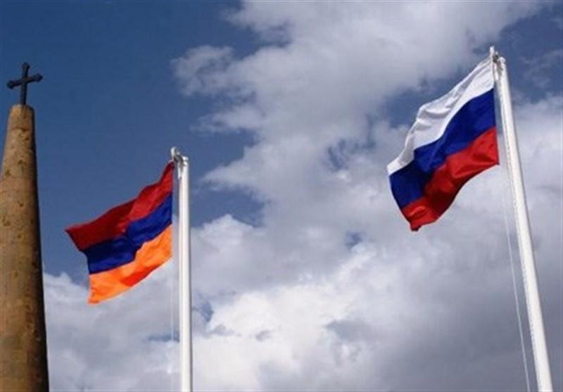ایجاد راه ارتباطی بین روسیه و ارمنستان