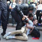 دستگیری برخی از شرکت کنندگان در تجمعات غیرقانونی در مسکو