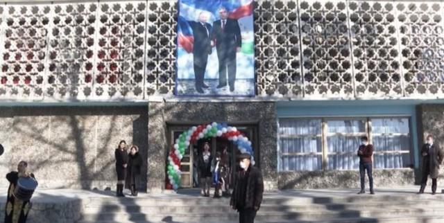 اولین مرکز فرهنگی روسیه در تاجیکستان گشایش یافت