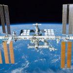 تَرَک در ایستگاه فضایی