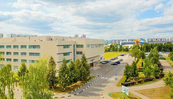 پذیرش دانشگاه رودن روسسیه