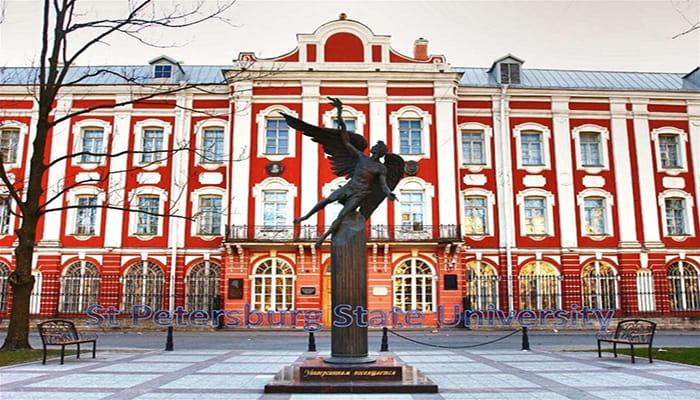 دانشگاه سنت پترزبورگ