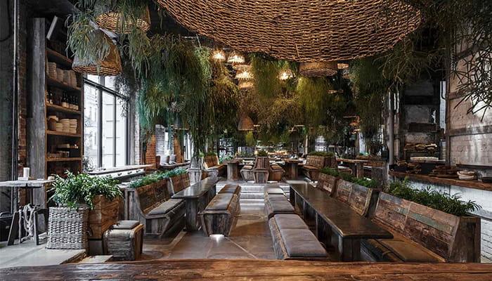 لیست رستوران های ایرانی مسکو