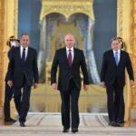 رئیس جمهور روسیه آماده حل اختلافات با سایر کشورها