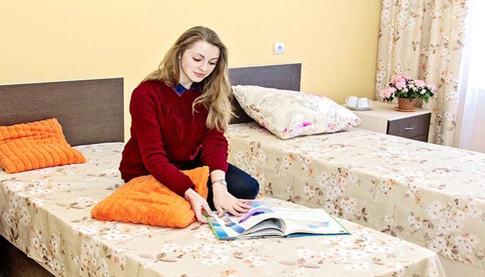خوابگاه های دانشجویی روسیه