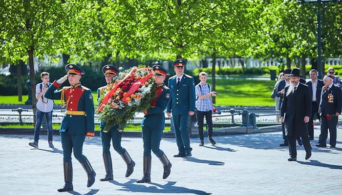 جشن های روز پیروزی روسیه