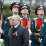 سخنرانی ولادیمیر پوتین در جشن روز پیروزی