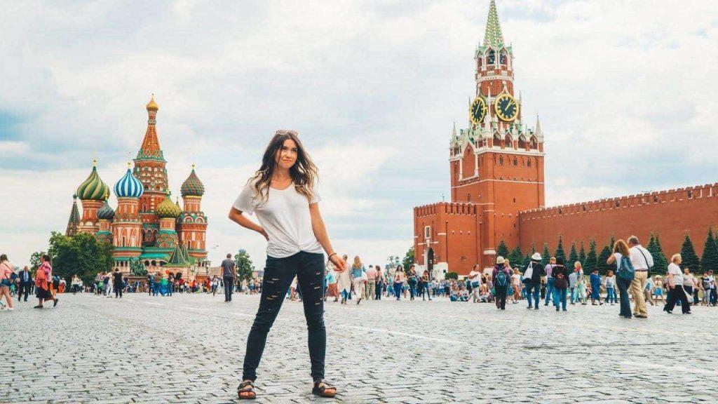 بزرگترین شهرهای روسیه