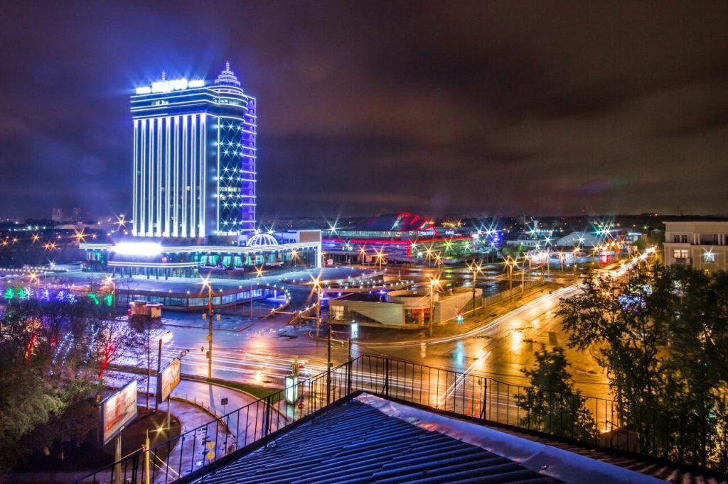 شهرهای تجاری مهم روسیه