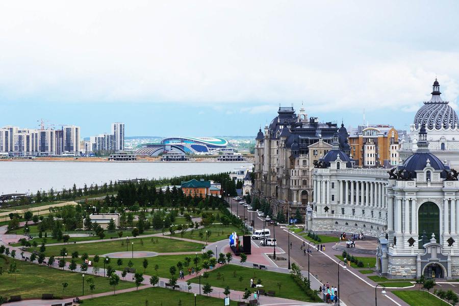 معروف ترین شهرهای روسیه
