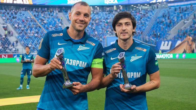 تیم های فوتبال روسیه