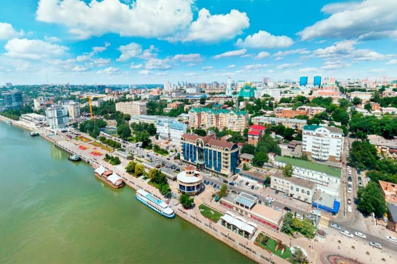 شهر روستوف-نا-دونو روسیه