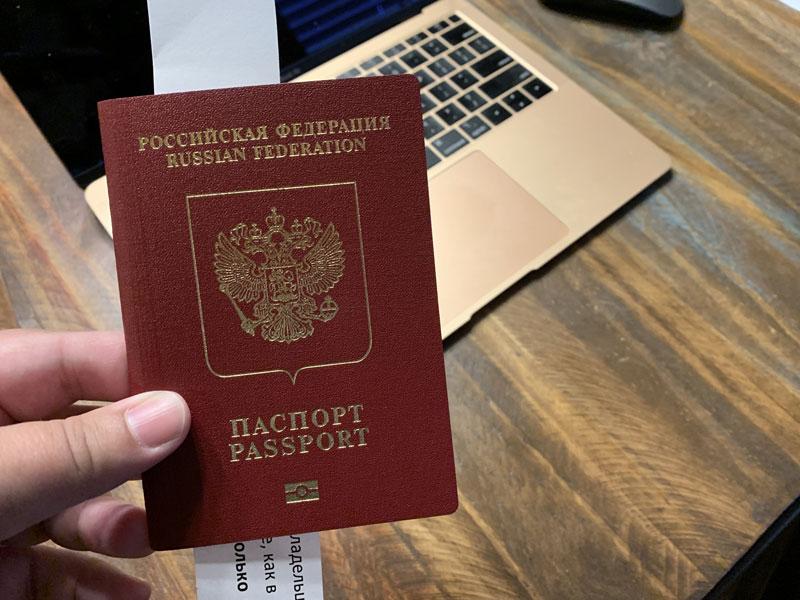 تمدید ویزای روسیه