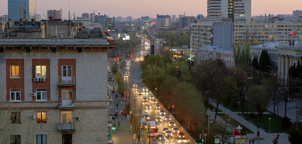 معرفی ولگاگراد _ دیدنی شهر در کشور روسیه