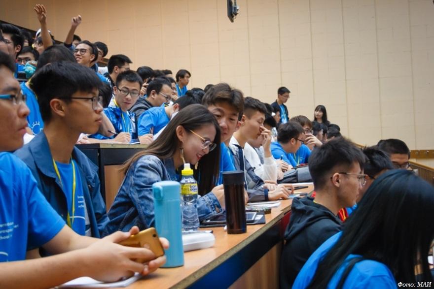 پذیرش دانشجو در MAI مسکو