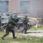 برگزاری رزمایش مشترک امریکا و ناتو با اوکراین در رقابت با روسیه