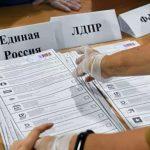 ادامه شمارش آرای انتخابات روسیه