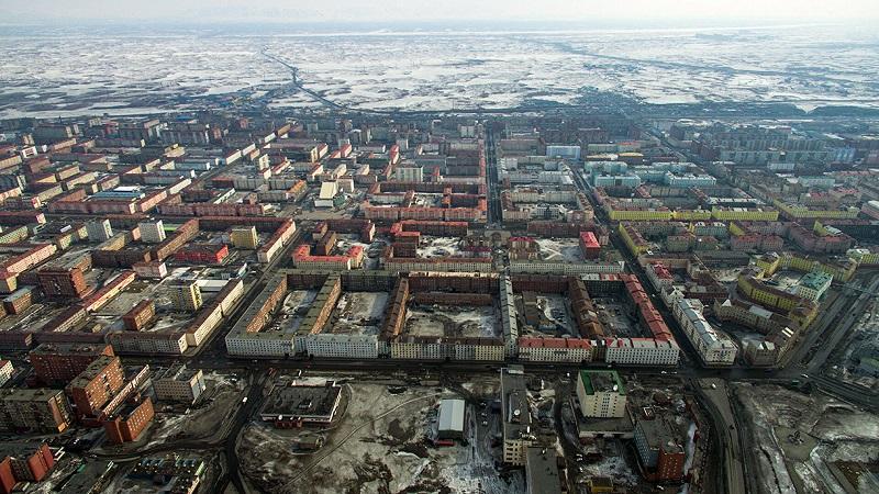شهر نوریلسک