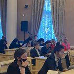 حضور و مشارکت هیات پارلمانی جمهوری اسلامی ایران در نشست فرصت های تازه برای اشتغال بانوان در بازار کار
