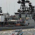 رزمایش مشترک روسیه و چین در دریای ژاپن